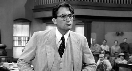AtticusS Closing Statement Scene From To Kill A Mockingbird Movie