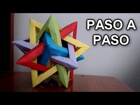 Lampada Origami Istruzioni : Natale decorare la casa con le stelle origami casafacile