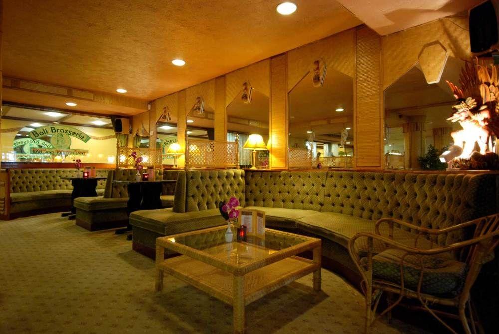 Bali Brasserie Balibrasserie 2Course Bar Menu with a