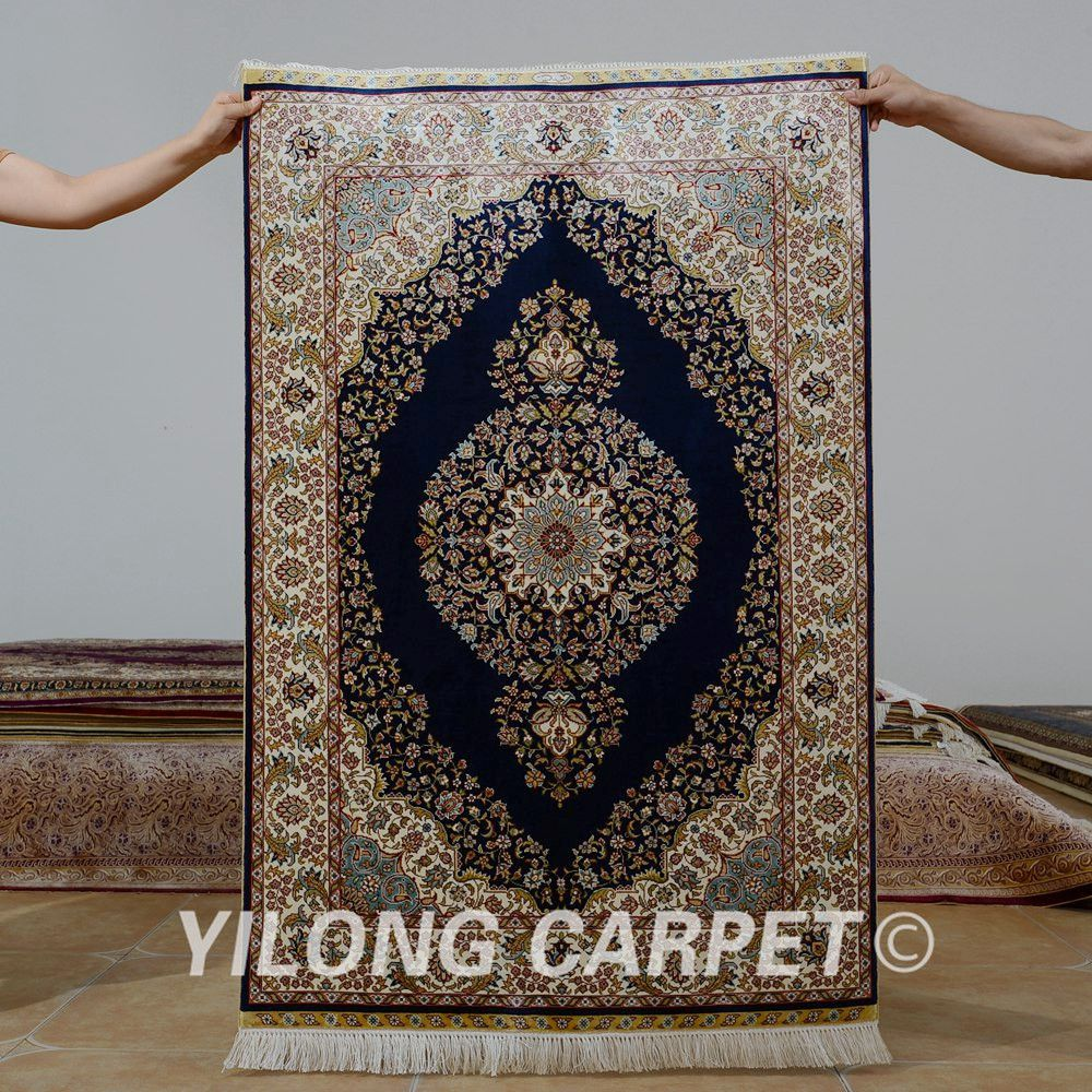 Pin By Henan Yilong Carpet Co Ltd On 3x4 5 Ft 91x136cm Silk