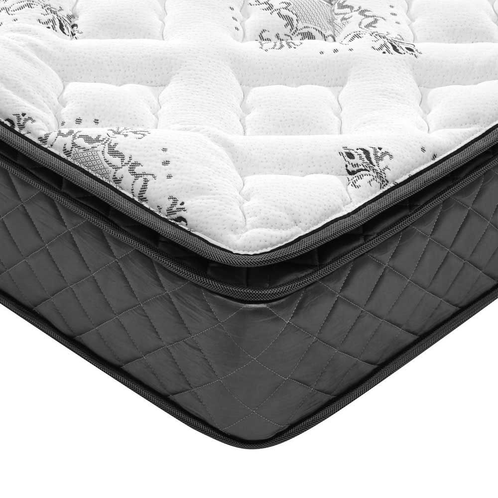 Giselle Bedding King Size Pillow Top Foam Mattress In 2020 King Size Pillows Foam Mattress Pillow Top