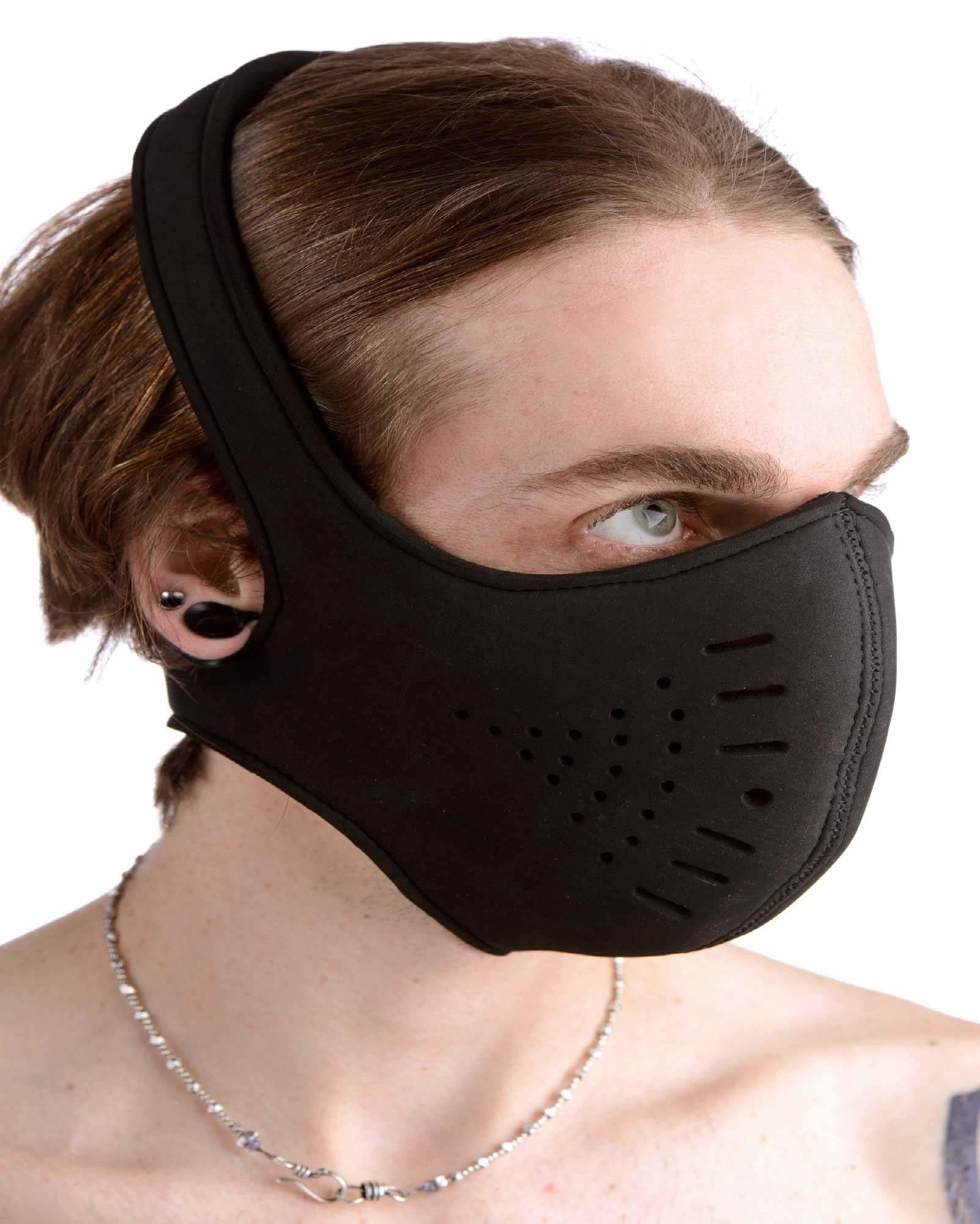 Neoprene Snap On Face Mask (With images) Neoprene, Masks