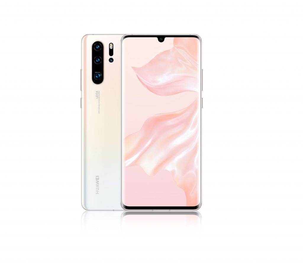 هواوي تطرح دفعة جديدة من الإصدار المحدود لهاتف Huawei P30 Pro باللون الأبيض اللؤلؤي نيوتك New Tech Iphone Phone Electronic Products