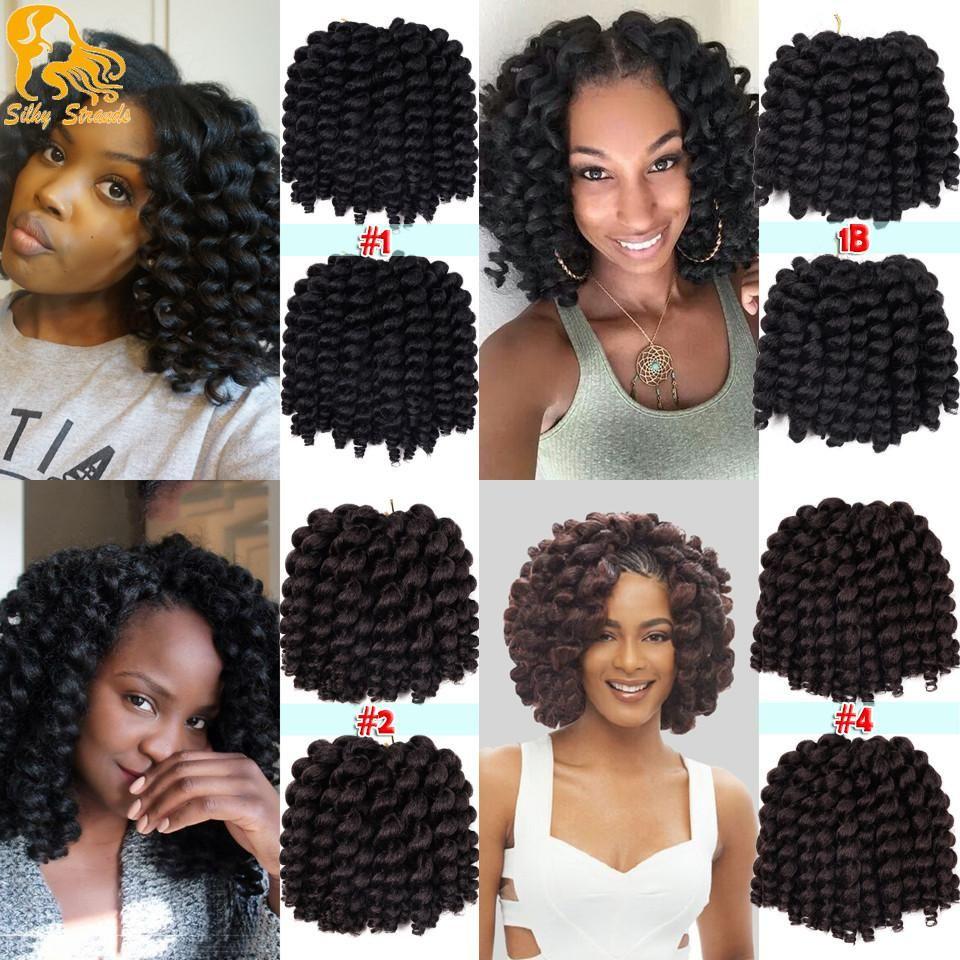 Brand Name: Silky StrandsHair Extension Type: No Attachment(Bulk Hair)Style: Curl… | Twist braid ...