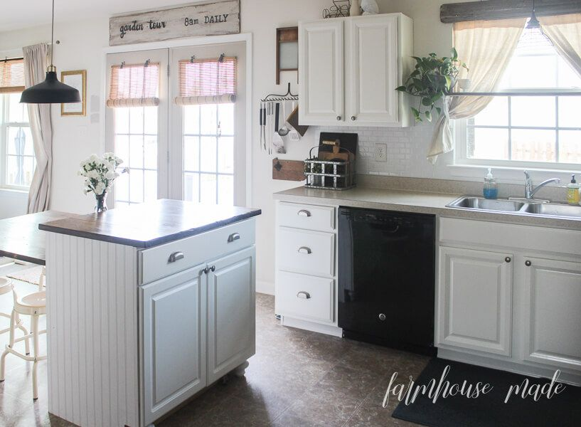 Painting Kitchen Cabinets For Beautiful Results   Painting ...
