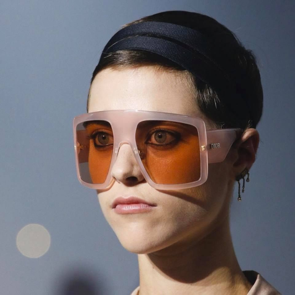 10c9e011bb717 Christian Dior Spring 2019 Ready-to-Wear Collection Cute Glasses
