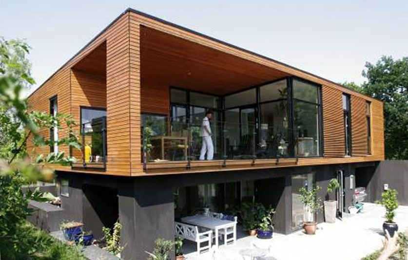 Danish Home Design Ideas: Great Danish Kit House