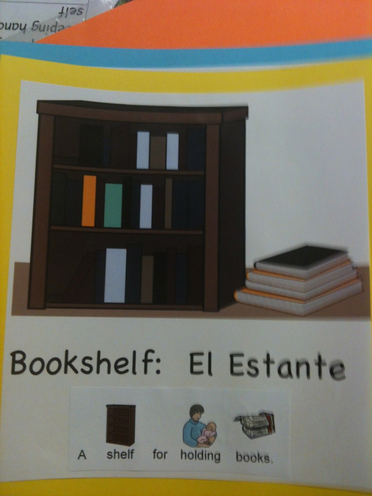 Weatherfords FunAmazingClassroom Classroom Labels New Spanish Words Dual Language