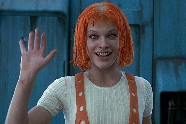 How Many Of These 100 Iconic Movie Characters Can You Name Iconic Movie Characters Fifth Element Milla Jovovich