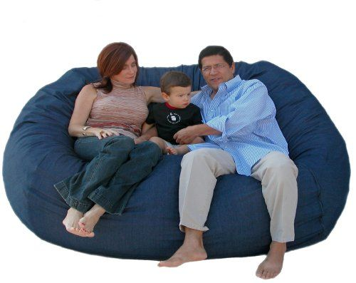 The Cozy Sac foam chair is the most comfortable place to sit anywhere. They are filled with the softest virgin urethane foam available. The urethane foam will spring back to normal size after every use and not go flat like the traditional bean bag chairs. The Cozy Sac foam chair will conform to you body like no other chair on the market. You can choose from 16 decorator colors...