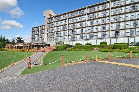 Best Western Plus Agate Beach Inn Hotel In Newport Oregon On The Coast With Ocean Views And Sandy Beaches