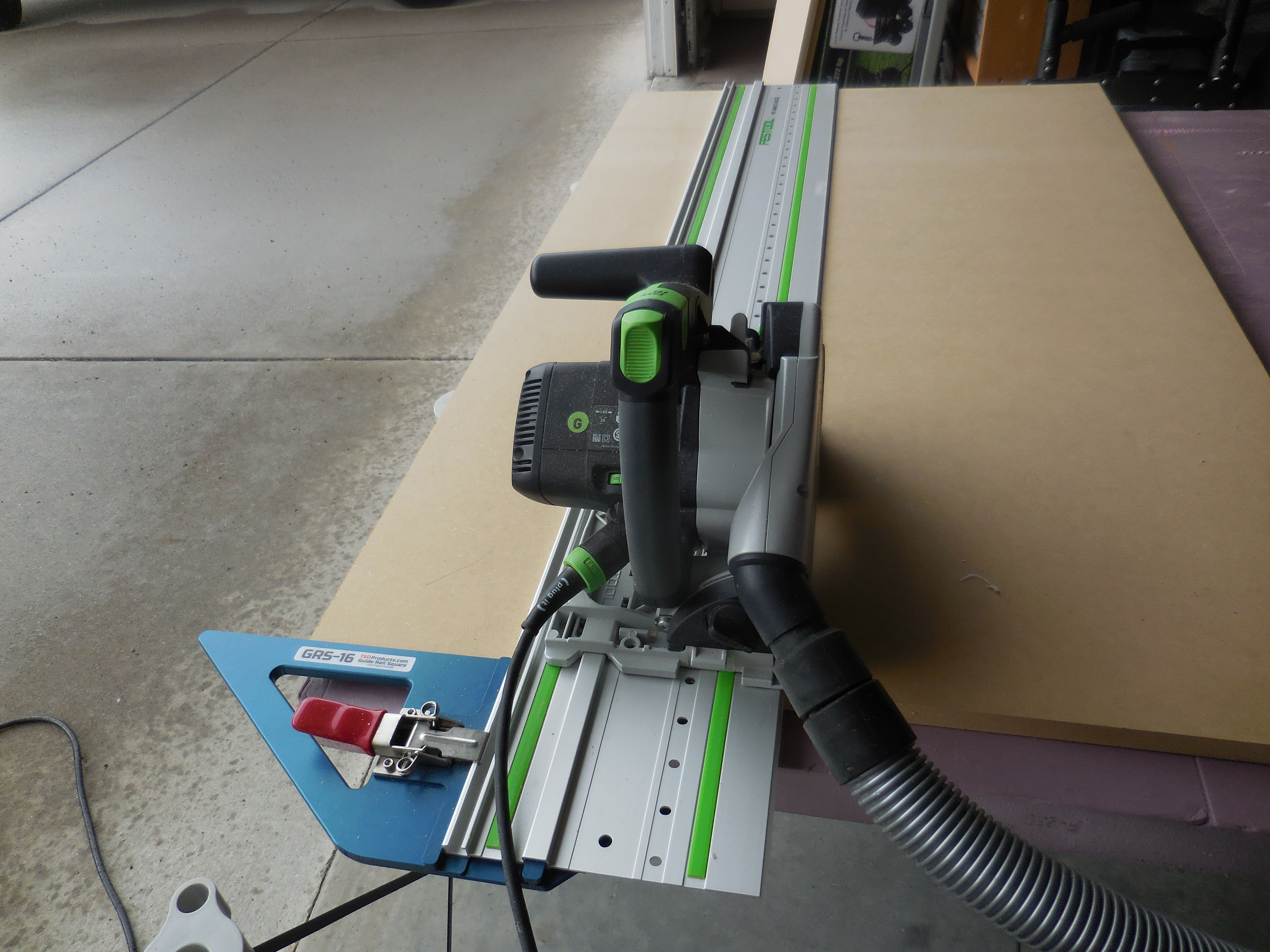 Best way to show a newbie the advantage of the festool for Table festool