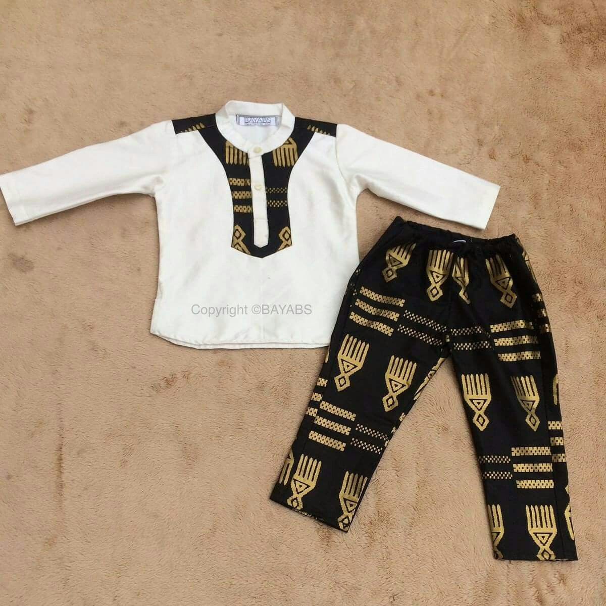Pin By Fatima Mouhammade Ndiaye On Enfants Baby African Clothes African Fashion Dresses African Men Fashion