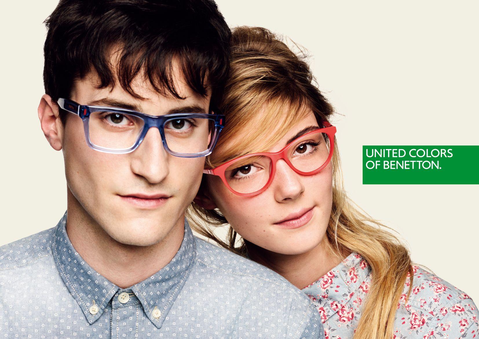 Gafas; Monturas, Moda   BENETTON   Pinterest