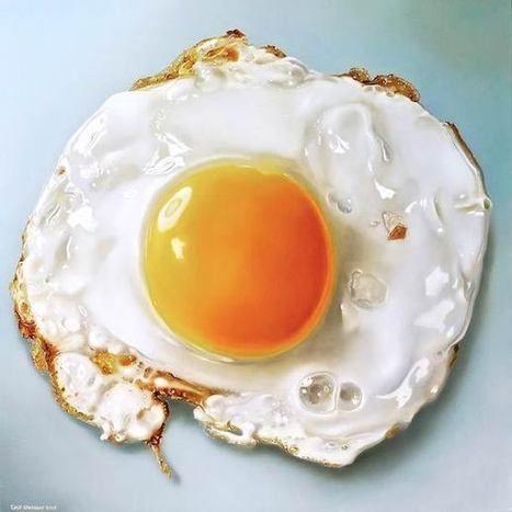 hyperrealisme | Peinture alimentaire, Art de réalisme et Peinture à l'huile réaliste