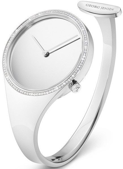 Georg Jensen Watch Vivianna Mirror Dial Large #basel-15 #bezel-diamond #brand-georg-jensen #case-depth-7-6mm #case-material-steel #case-width-34mm #delivery-timescale-call-us #dial-colour-mirror #gender-ladies #luxury #movement-quartz-battery #new-product-yes #official-stockist-for-georg-jensen-watches #packaging-georg-jensen-watch-packaging #style-dress #subcat-vivianna #supplier-model-no-3575527 #warranty-georg-jensen-official-2-year-guarantee #water-resistant-50m