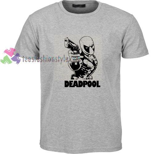 Deadpool Shut t shirt gift tees unisex adult cool tee shirts buy ...