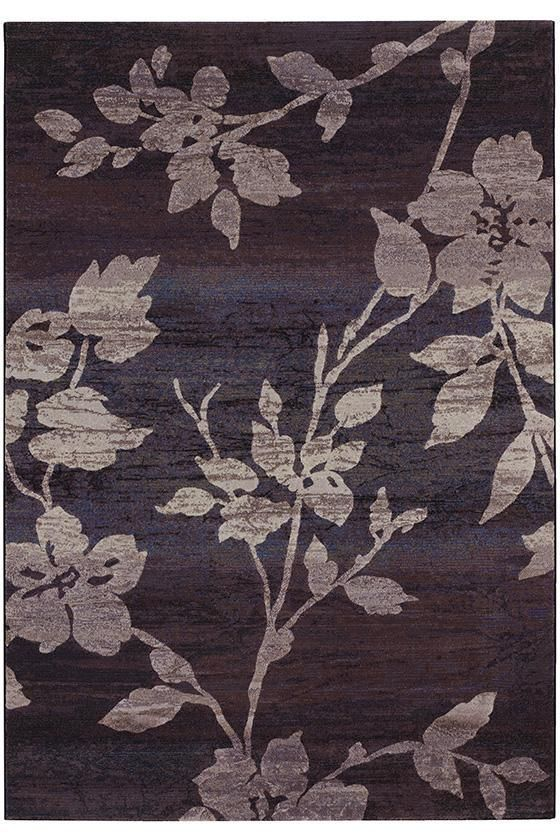 A Subtle Floral Pattern Makes A Rug More Interesting Hdcrugs Homedecorators Com Area Rugs Flower Rug Plush Area Rugs