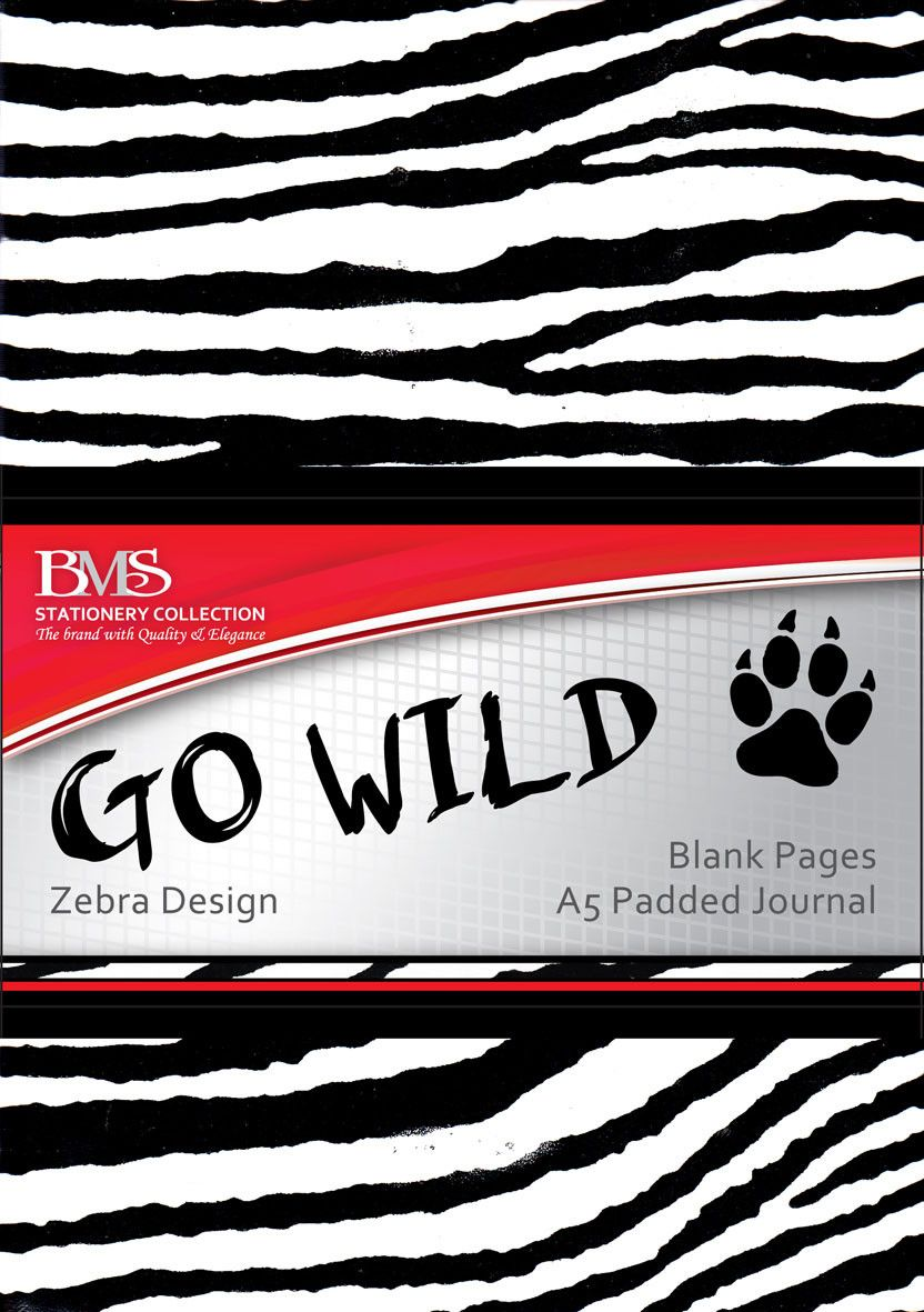 Great children's gift A5 Notebook with ... Check it out here http://davesdeals.com.au/products/a5-notebook-with-blank-pages-zebra-design?utm_campaign=social_autopilot&utm_source=pin&utm_medium=pin #Childrentoys #Childrenbooks