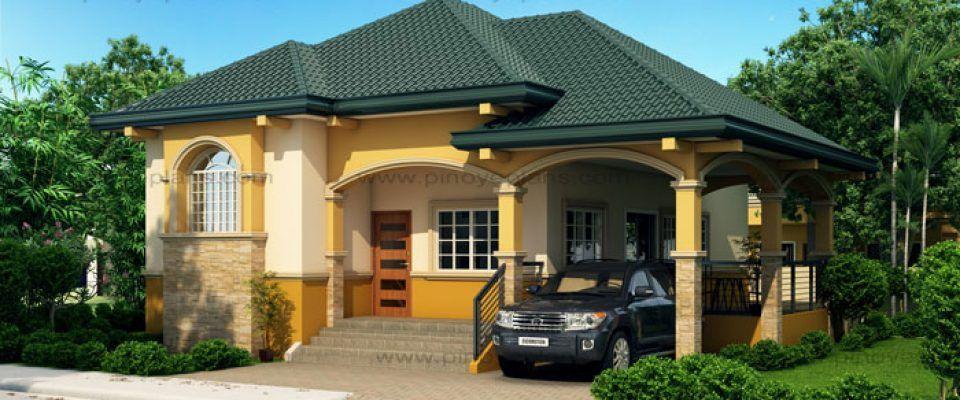 Pinoy ePlans | Bungalow house design, Modern bungalow ...