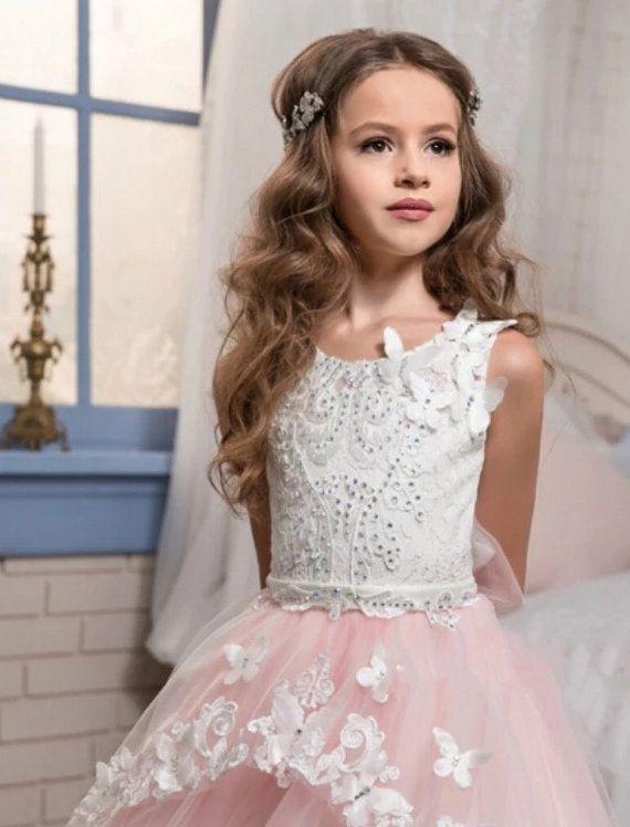 Custom Made Vintage Audrey Hepburn Inspired Tulle Lace Flower
