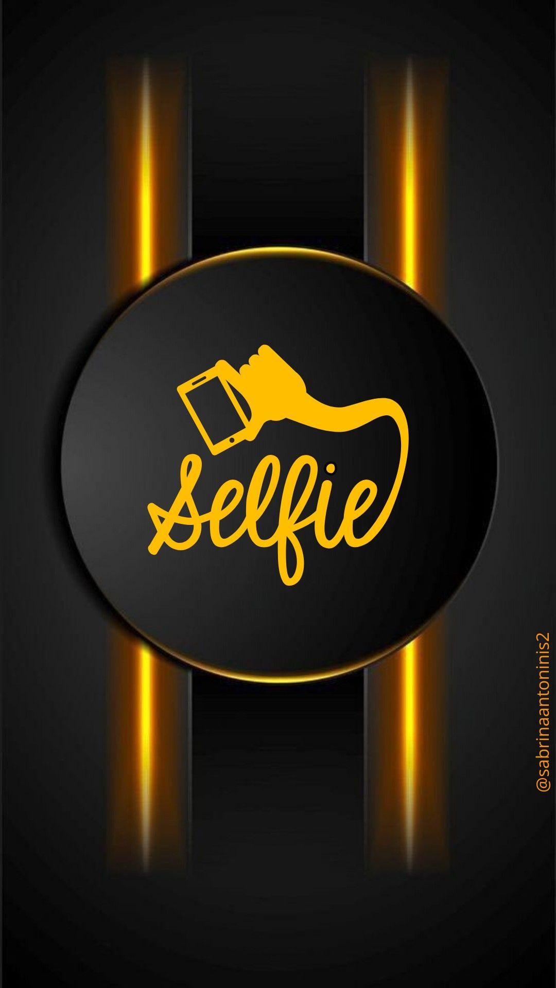 Preto Destaques para Instagram Instagram, Selfie