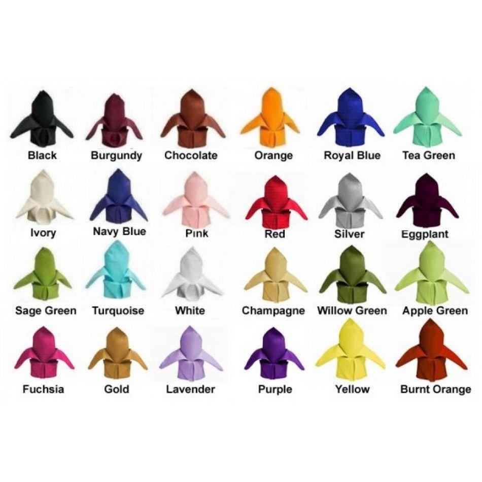 Polyester Linen Napkins [EF Bulk Wholesale Linen Napkins ...