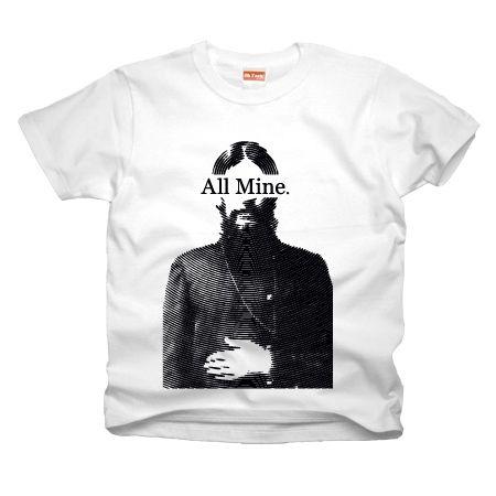 all mine T-shirt