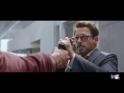 What If Captain America 3: Civil War Was Actually Iron Man 4: Civil War?