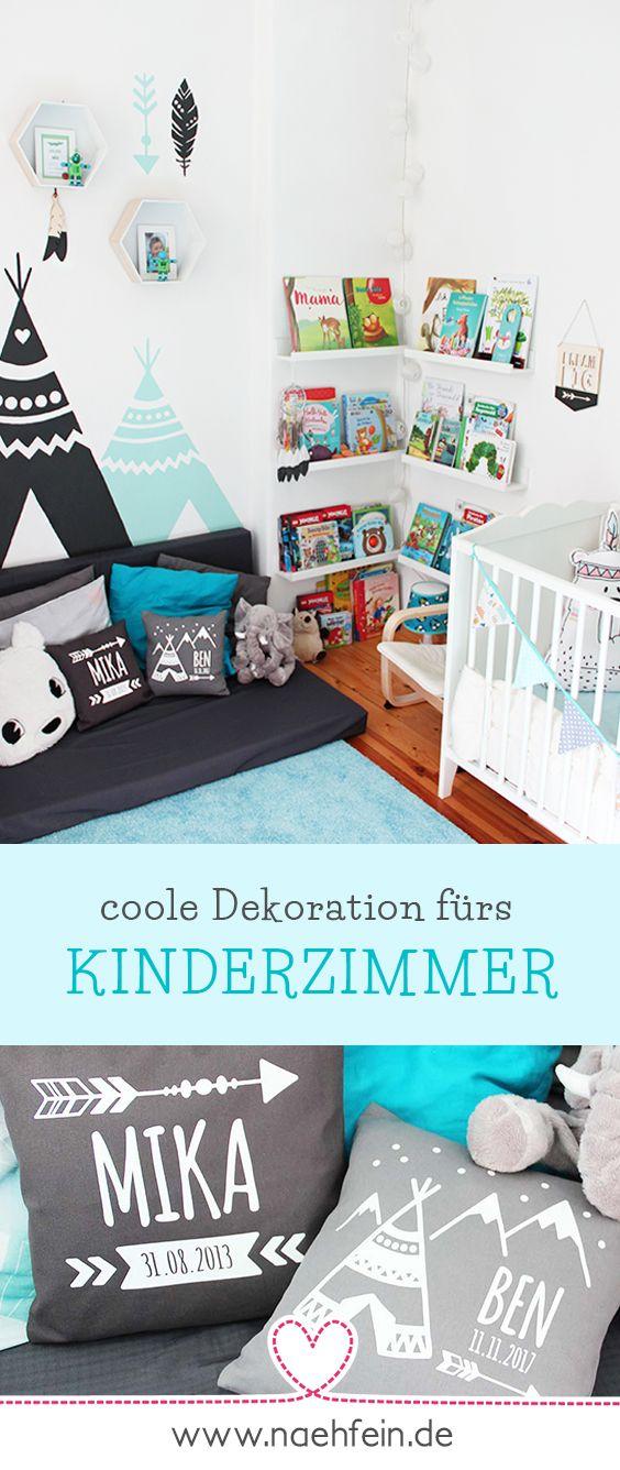 viele verschiedene Designs an Babykissen, so findet jeder sein richtiges Kuschelkissen für Kinderzimmer