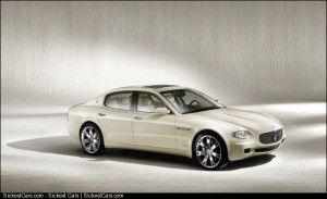 2008 Maserati Cento Edition Revealed in Detroit - http://sickestcars.com/2013/05/22/2008-maserati-cento-edition-revealed-in-detroit/
