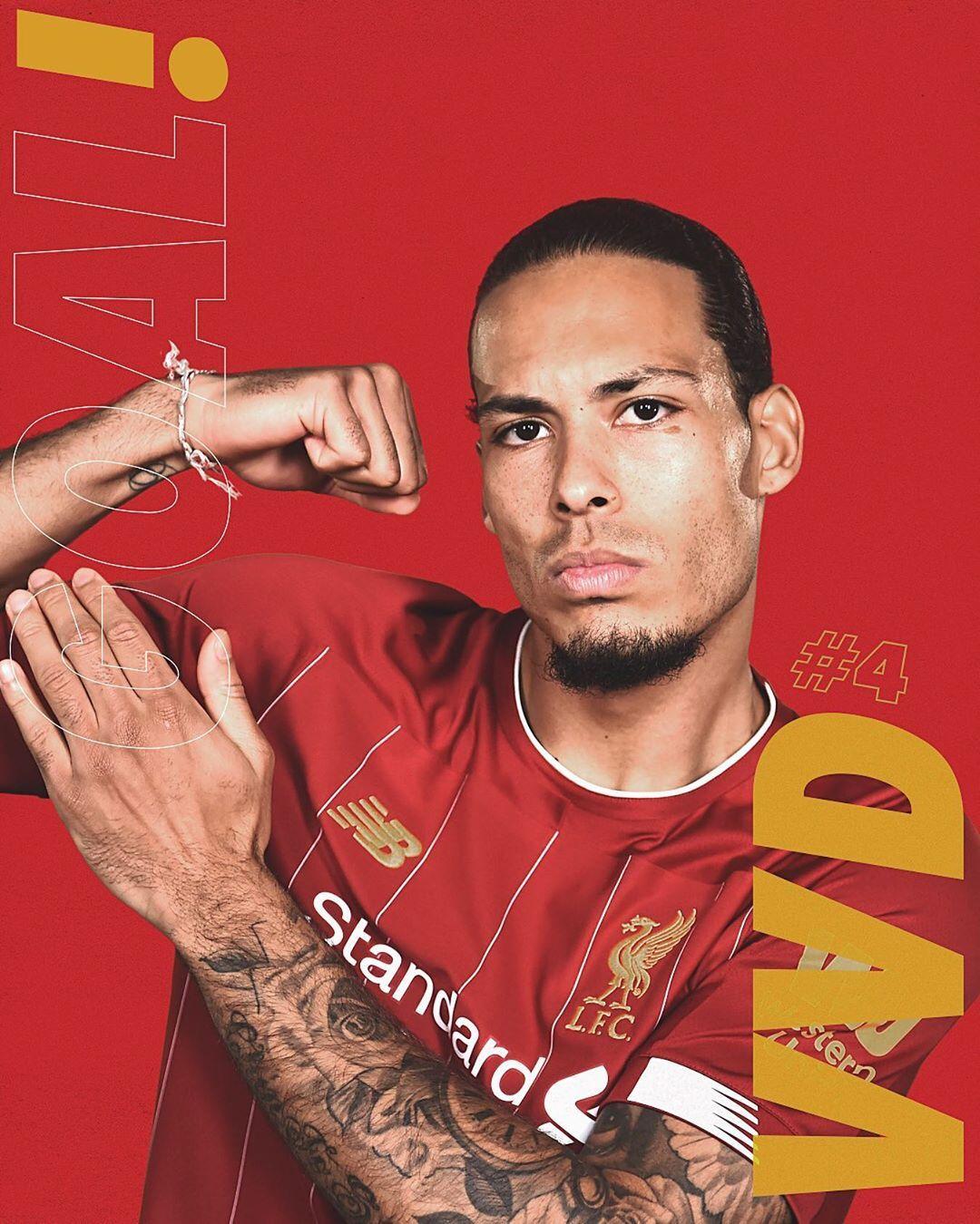 Liverpool Football Club on Instagram
