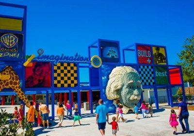 Imagination Zone | Legoland florida, Legoland, Florida resorts