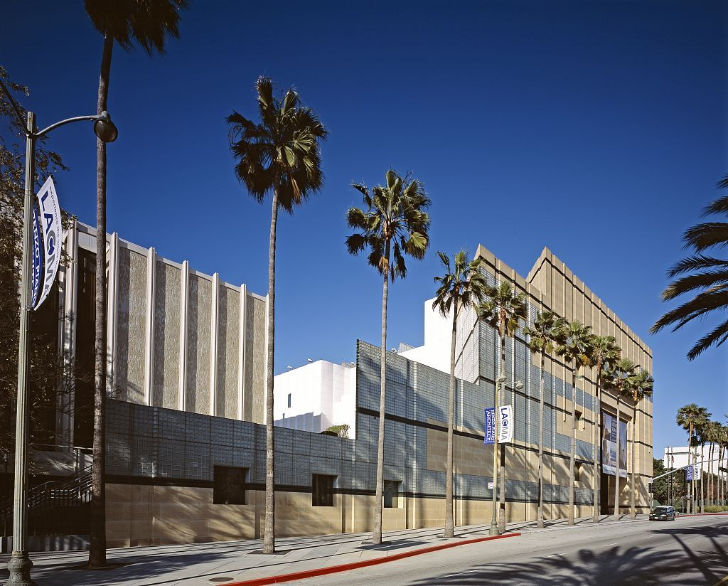 Los Angeles County Museum Of Art Saw My First Albers Painting - Famous art museums in usa