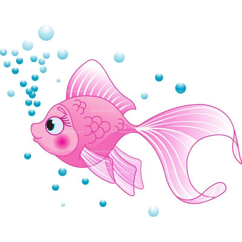 Clipart Pink Fish Royalty Free Vector Design Pink Fish Cute Fish Cartoon Fish