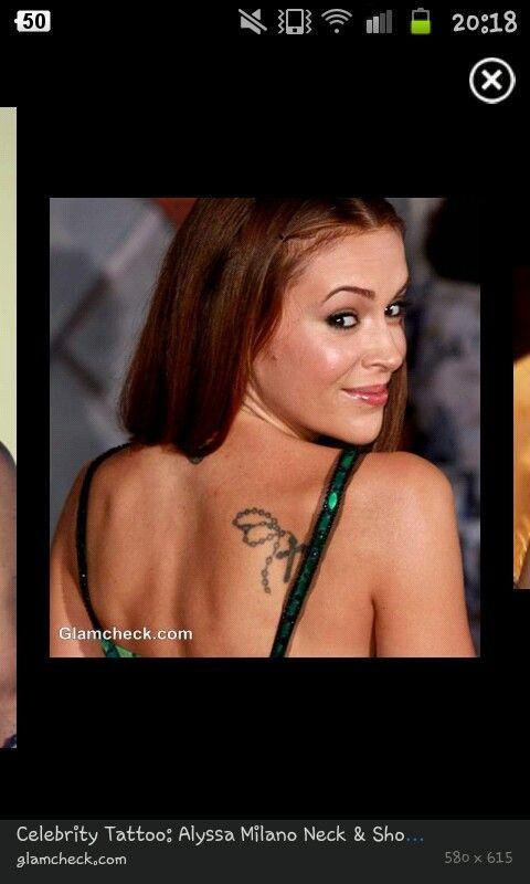 Womens charmed tattoo xxx can
