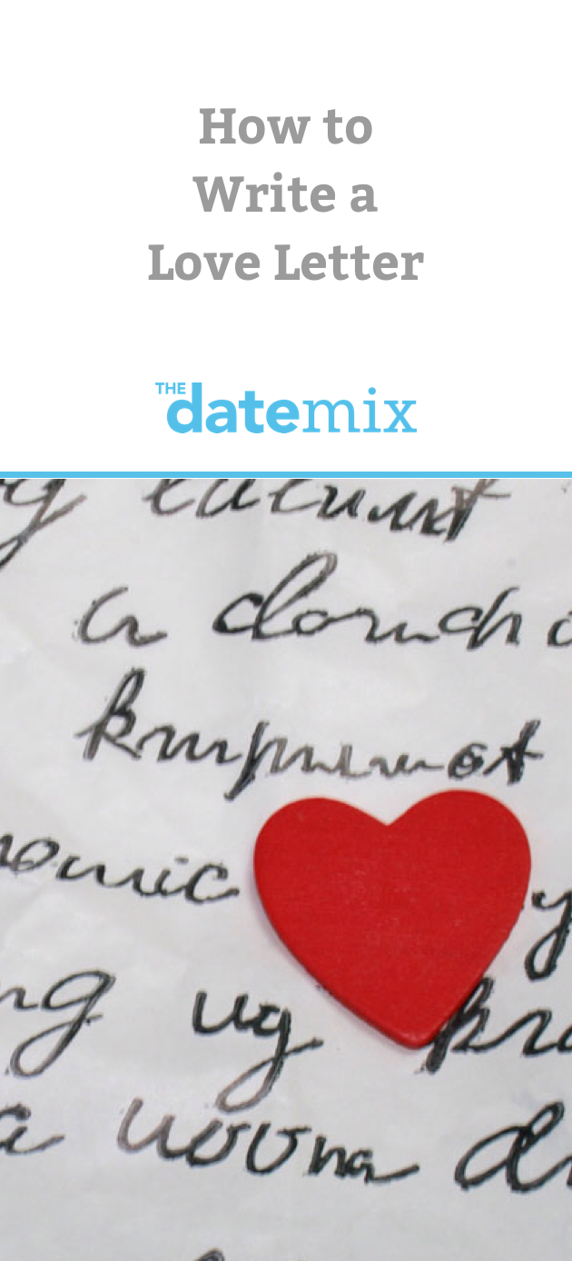 how to write a love letter  writing a love letter love
