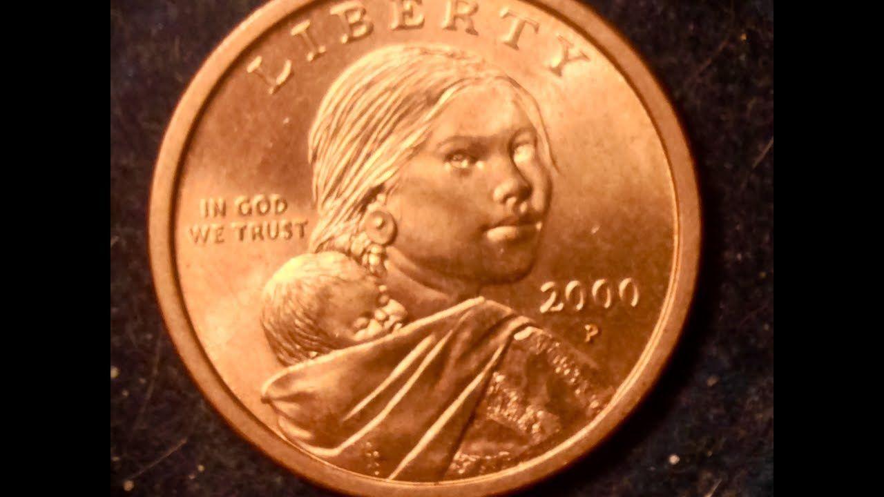 2000 P Cheerios Sacagawea Gold Dollar Coins Are Worth 5 000 Dollar Coin Coins Coin Collecting