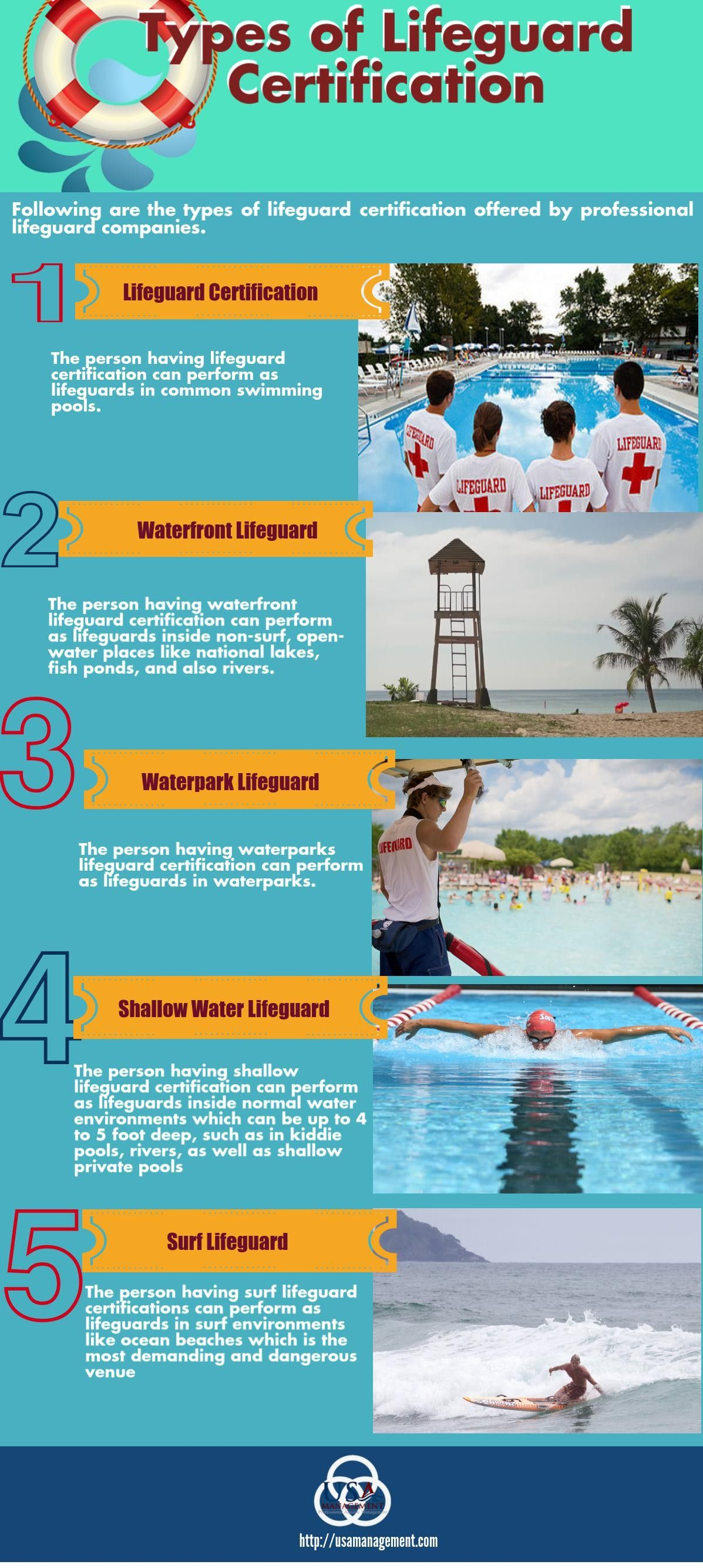 If you want to make career in lifeguardning take a look on