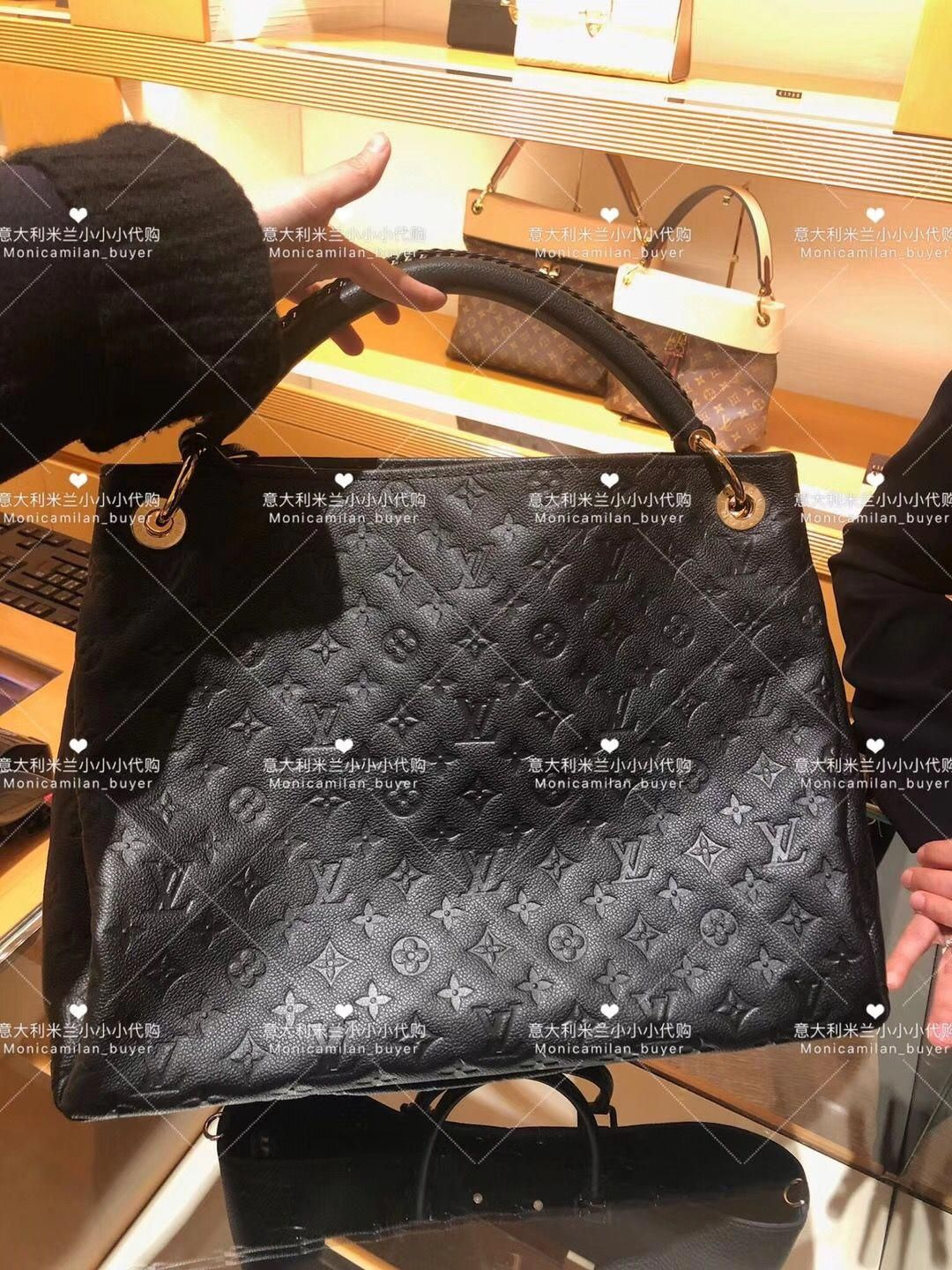 6587181722d6 Louis Vuitton Monogram Empreinte Artsy MM Bag M41066  artsy  lv artsy  louis  vuitton