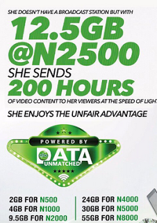 Glo Introduces 180GB Data Plan - See How Much It Costs And