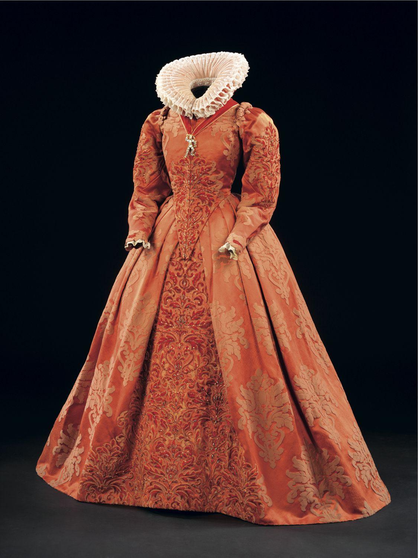 elizabeth 1 dress style glossary