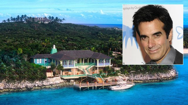 Celebrities Who Own Private Islands - Coastal Living