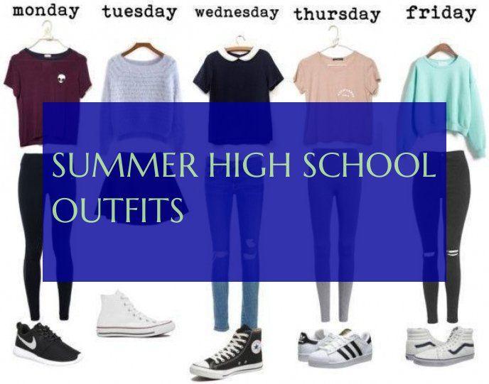 Photo of abiti estivi delle scuole superiori; #summer #alta #scuola #outfit; trajes de secundar …