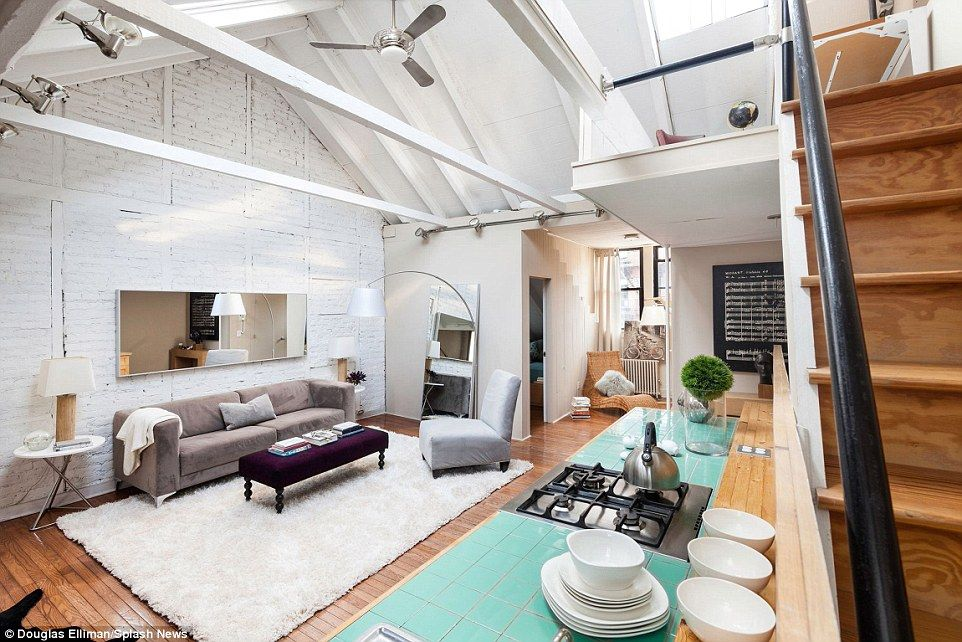 Amazing Jackson Pollocku0027s Tiny Old New York Apartment Goes On Sale For $1.25 Million