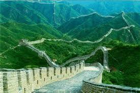 Bezoek Chinese muur