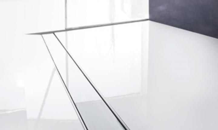 TECEdrainline Glasabdeckung Duschrinne, Natursteine