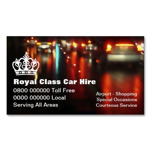 Taxi business cards make your own business card with this great taxi business cards make your own business card with this great design all you fbccfo Images