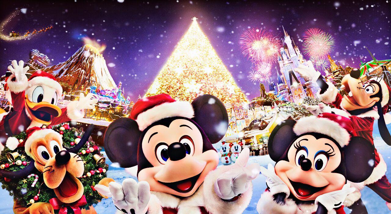 ディズニークリスマス東京ディズニーリゾート Disney Disney