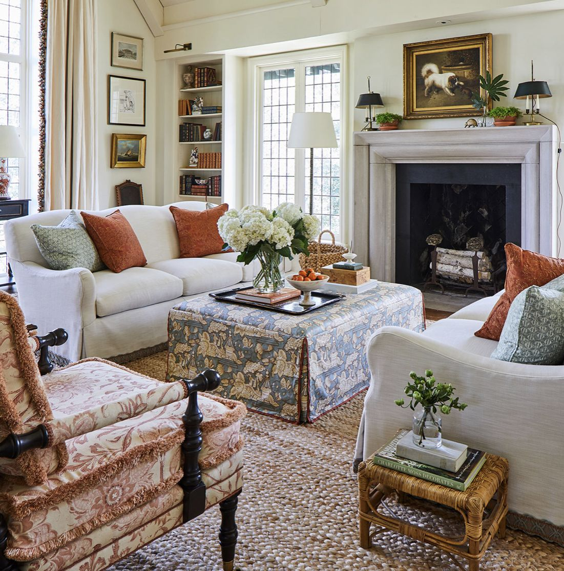 The Perfect Mix Of Traditional Chic Rooms Home Decor Dream